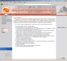 Дизайн сайта ФГУЗ «Центр гигиены и эпидемиологии в Красноярском крае»