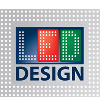 Фирменный стиль компании LED design