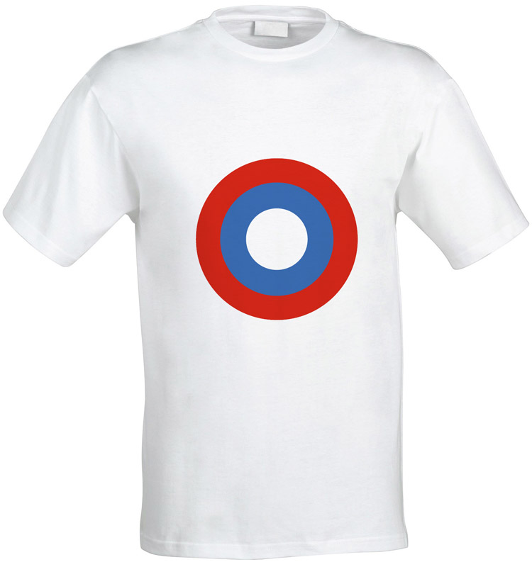 «Российская» футболка