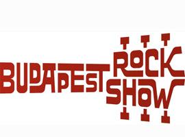 Логотип Budapest rock show